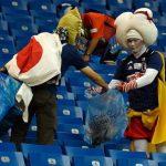 วัฒนธรรมความสะอาด สิ่งที่ถ่ายทอดจากความดีงามของฟุตบอลญี่ปุ่น